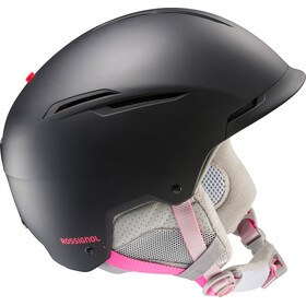 Rossignol Templar Impacts Helmet Women Core Black